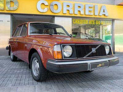 usado Volvo 244 2.1 DL