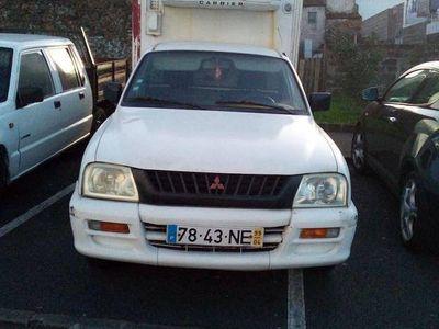 usado Mitsubishi L200 Caixa