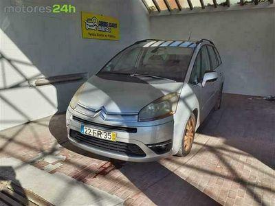 usado Citroën Grand C4 Picasso 1.6 HDi Exclu. CMP6