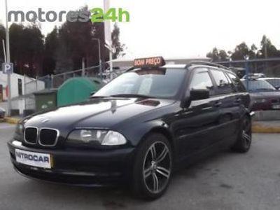 usado BMW 320 D TOURING 170.CV + TV NITROCAR