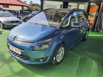 usado Citroën Grand C4 Picasso 1.6e-HDI Sedution