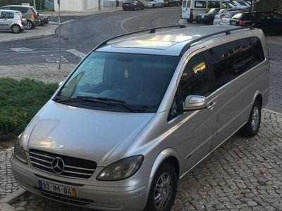 usado Mercedes Viano ambiente - 09