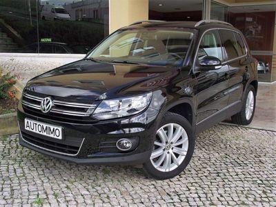 brugt VW Tiguan 2.0 TDI Sport 110cv