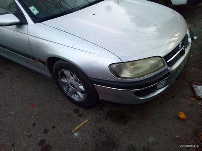 usado Opel Omega 2.5 td troco