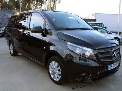 gebraucht Mercedes Vito Combi 114 CDI Pro H1 Longa 9 Lugares