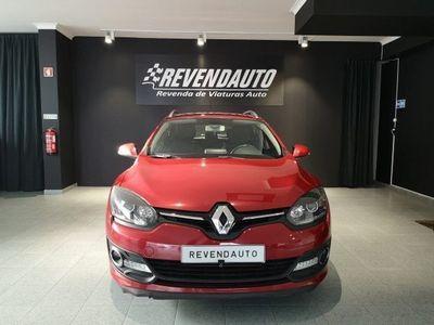 usado Renault Mégane Sport Tourer 1.5 DCI Boss Edition