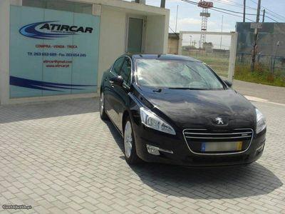 usado Peugeot 508 2.0 HDi Hybrid4 -