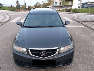 usado Honda Accord 2.2CTDI 140cvAC+Pele