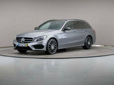 usado Mercedes C300 C-Klasseh AMG Line
