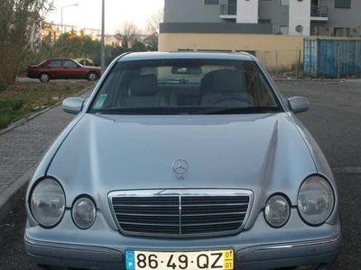 usado Mercedes E320 CDI -