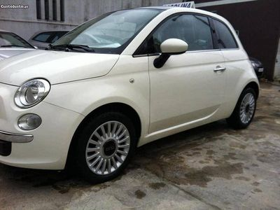 usado Fiat 500 1.2i Lounge ac 3p -