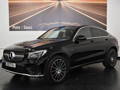 usado Mercedes GLC350 e 4 Matic Coupé Hybrid Plug In