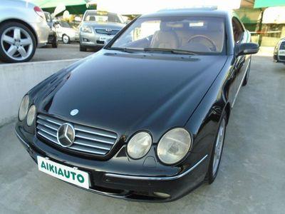 usado Mercedes CL500 AVANTGARDE GPL