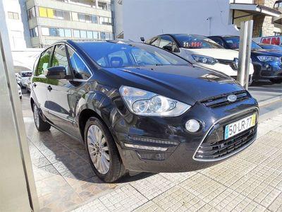 usado Ford S-MAX 2.0 TDCI TITANIUM POWERSHIFT 7L