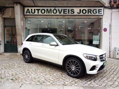 gebraucht Mercedes GLC250 d 4MATIC Pack AMG