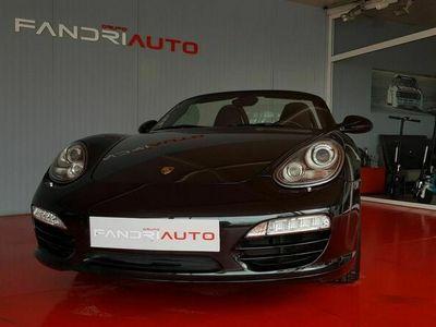 usado Porsche Boxster 2.7 245 CV CHRONO CABRIO