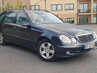 usado Mercedes E270 CDi Avantgarde Nacio
