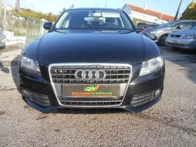 usado Audi A4 Avant 2.0 TDi (136cv) (5p)