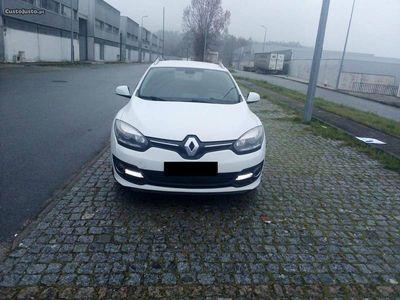 usado Renault Mégane 1500 dci 110cv