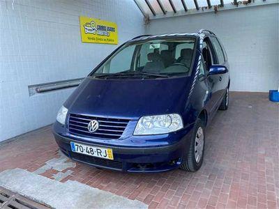 usado VW Sharan Gasóleo