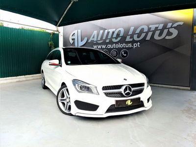 usado Mercedes CLA180 AMG T/ Panoramico