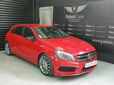 usado Mercedes A180 DCi BE AMG Line