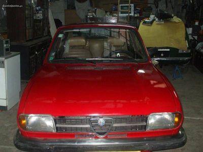 usado Alfa Romeo Alfasud 1.3
