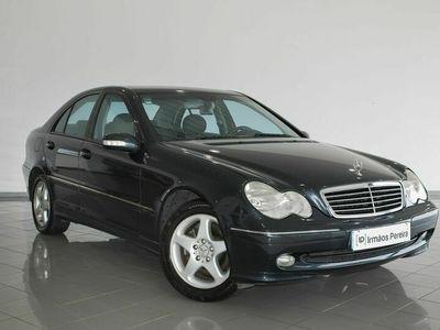 usado Mercedes C200 200CDI AVANTGARDE