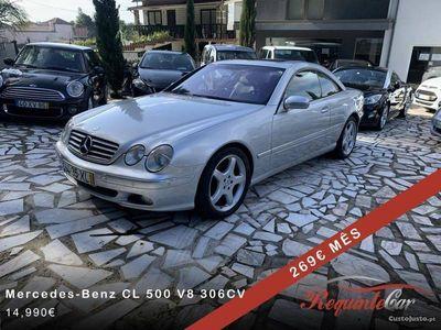 usado Mercedes CL500 AMG V8 306CV