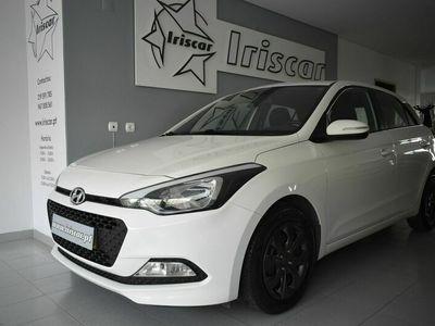 usado Hyundai i20 Acess+Bluethoot+Cv Garantia Fábrica