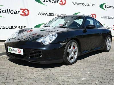 usado Porsche 911 Carrera 4S Carrera 4S
