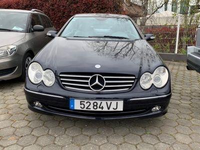 usado Mercedes CLK200 Classe