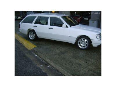 usado Mercedes E250 Classe ETouring Diesel Sportline