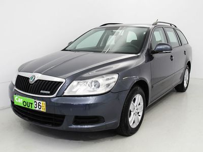 used Skoda Octavia Break 1.6 TDi Greenline