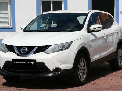usado Nissan Qashqai 1.5 Dci (110cv)