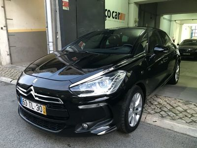 usado DS Automobiles DS5 2.0 HDI HYBRID4 4X4 SPORT CHIC
