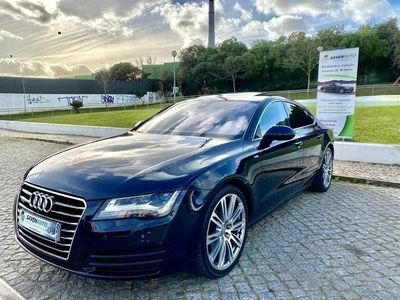 usado Audi A7 3.0 Tdi S-line 245cv