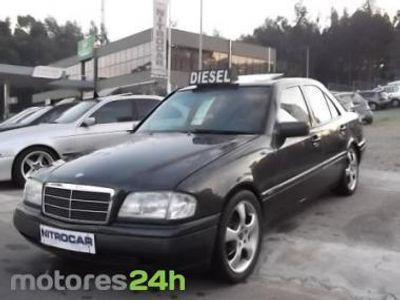 usado Mercedes C220 C/ MTS EXTRAS + J 17 NITROCAR