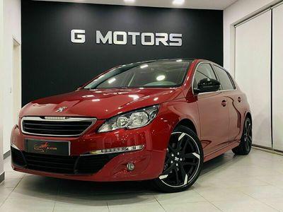 usado Peugeot 308 1.6Hdi Executive Look GT Line Full G Motors