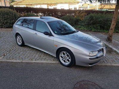 brugt Alfa Romeo 156 1.9jtd 16v 115cv sport