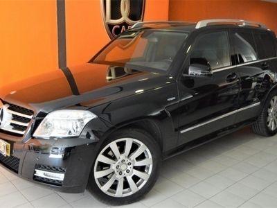 brugt Mercedes GLK220 CDI AUTOMATIC FULL EXTRAS