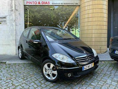 usado Mercedes A160 CDI Avantgarde