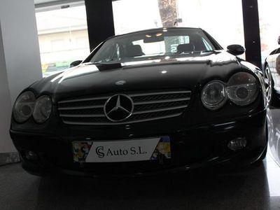usado Mercedes SL500 24V