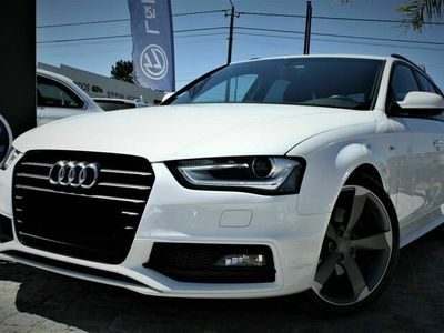 usado Audi A4 S Line Sportpaket Plus