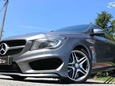 usado Mercedes CLA220 AMG Line - Auto - Full Extras