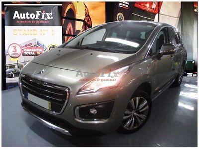 brugt Peugeot 3008 1.6 BueHDI ALLURE 120CV