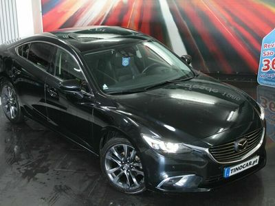 usado Mazda 6 M6 2.2 SKY-D Excellence Navi   TETO   CÂMARA