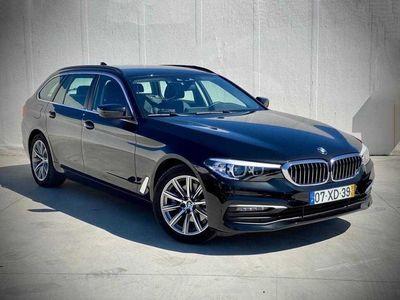 usado BMW 520 Série 5 d auto
