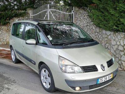 usado Renault Espace 2.2 DCi 150CV 6Velo