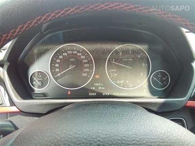 usado BMW 418 Série 4Line Sport Auto